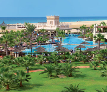 Hôtel Club Riu Touareg 5* – Adults Only