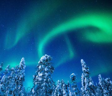 Séjour multi-activités entre amis en Laponie