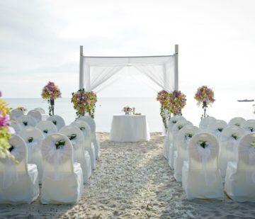 Mariage à l'étranger en hôtel 4* en Thaïlande