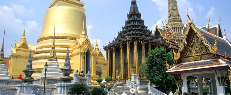 Circuit découverte groupe CE en Thaïlande