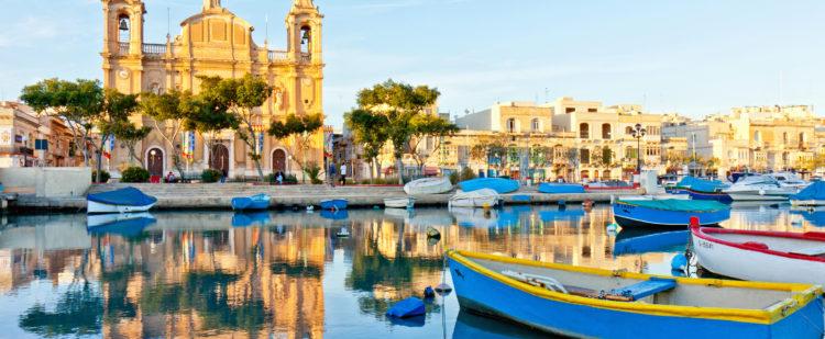 Court-séjour Groupe CE sur l'île de Malte