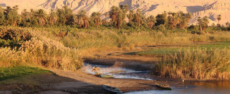 Croisière groupe CE sur le Nil en Egypte