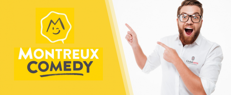 Package Montreux Comedy Festival en Suisse