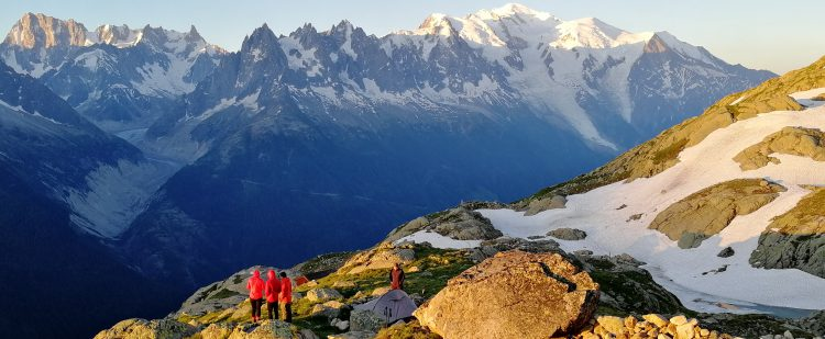 Coaching dirigeant au Mont-Blanc