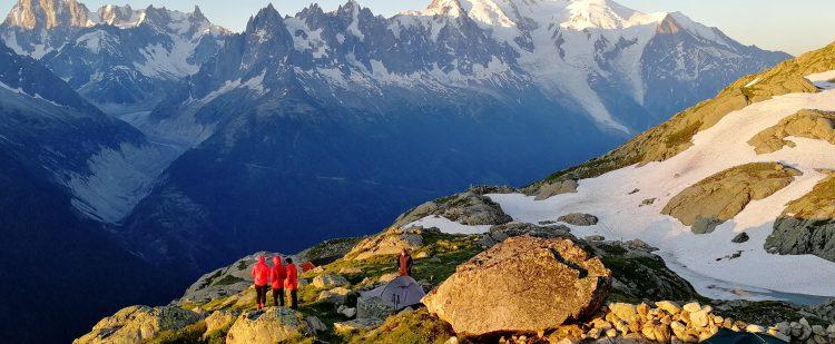 Coaching dirigeant au Mont-Blanc